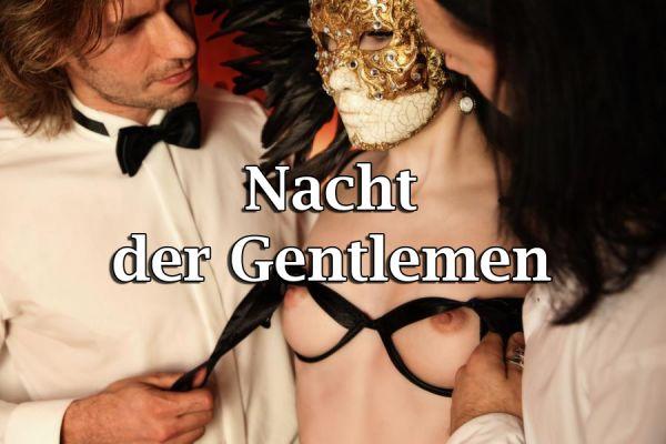 Karte(n) für die Nacht der Gentlemen - 22. Februar 2020