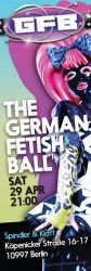 Karte(n) für den German Fetish Ball am 29. April 2017