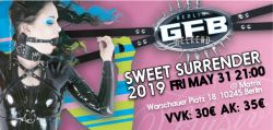 Ticket(s) for the GFB SweetSurrender May, 31st 2019