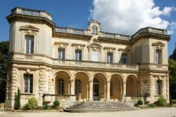 Château du Plaisir - Classiczimmer, 25. - 27. September 2020